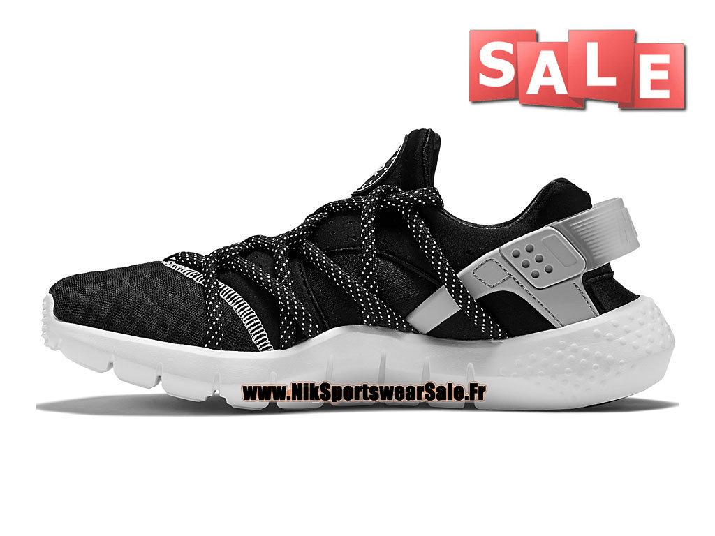 e701e6a4f58c5 ... Nike Huarache NM (Natural Motion) 2015 - Men´s Nike Officiel Shoes Black  ...