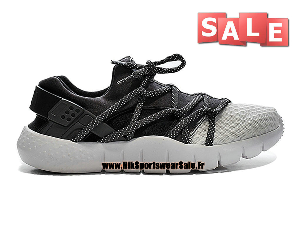 newest dc2bb 8c21e Nike Huarache NM (Natural Motion) iD - Men´s Nike Officiel Shoes Black ...