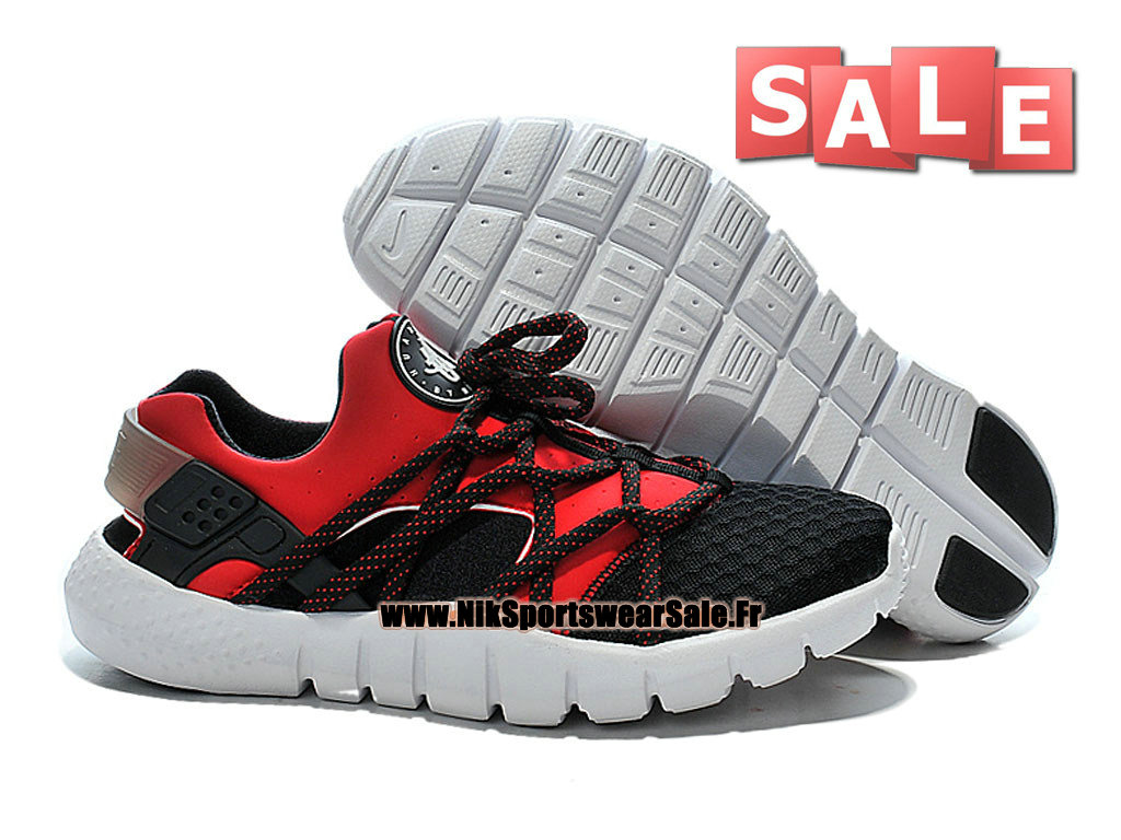timeless design 552cf 58df5 ... Nike Huarache NM (Natural Motion) iD - Men´s Nike Officiel Shoes Red ...