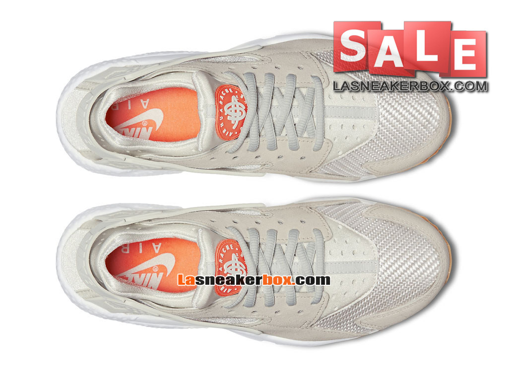 cheap for discount 4bb60 70f8b ... Nike Huarache Ultra Jacquard - Men´s Nike Sports Shoe Light Bone Light  Bone ...