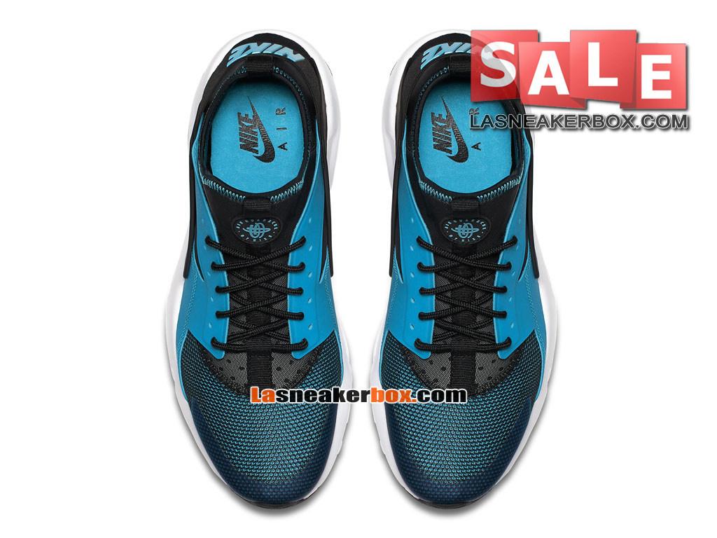 8dfea1b1fe1b ... Nike Huarache Ultra Jacquard - Men´s Nike Sports Shoe Blue Lagoon Black   ...