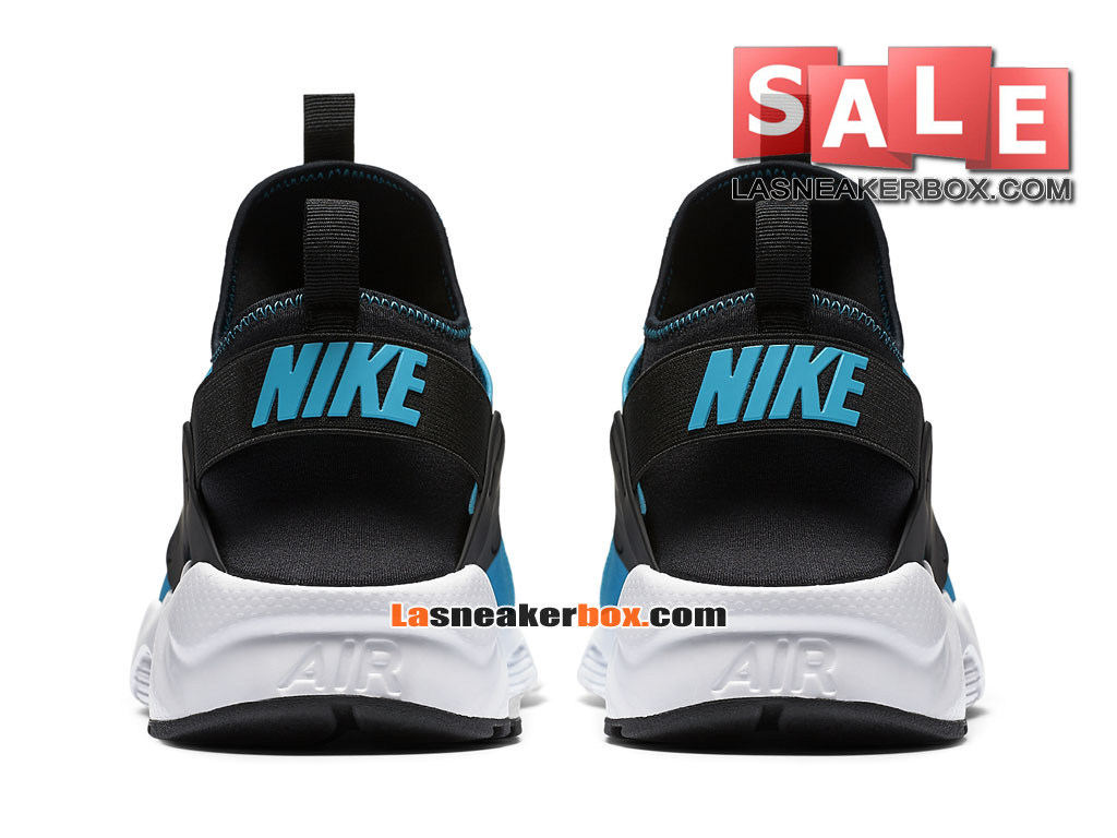 new style 79353 12df7 ... Nike Huarache Ultra Jacquard - Men´s Nike Sports Shoe Blue LagoonBlack