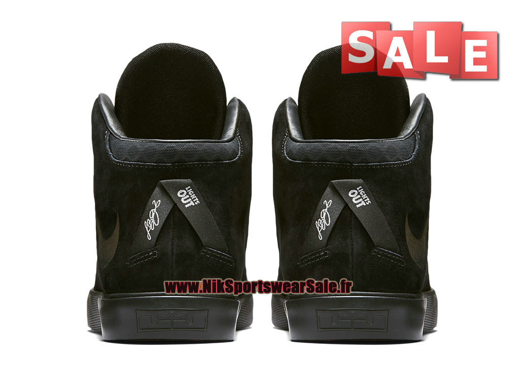 info for df675 24f4e ... Nike LeBron 12/XII NSW LifeStyle - Chaussures Nike Sportswear Pas Cher  Pour Homme Noir