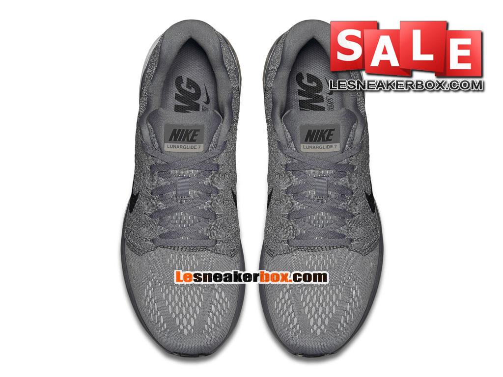timeless design b53f3 1eb53 ... get nike lunarglide 7 mens nike running shoe cool grey pure platinum  bcba4 73aa8