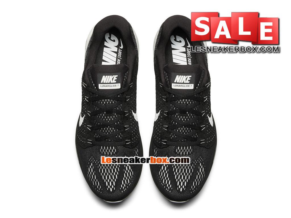d945daac898 ... Nike LunarGlide 7 - Men´s Nike Running Shoe Black Anthracite Wolf Grey  ...