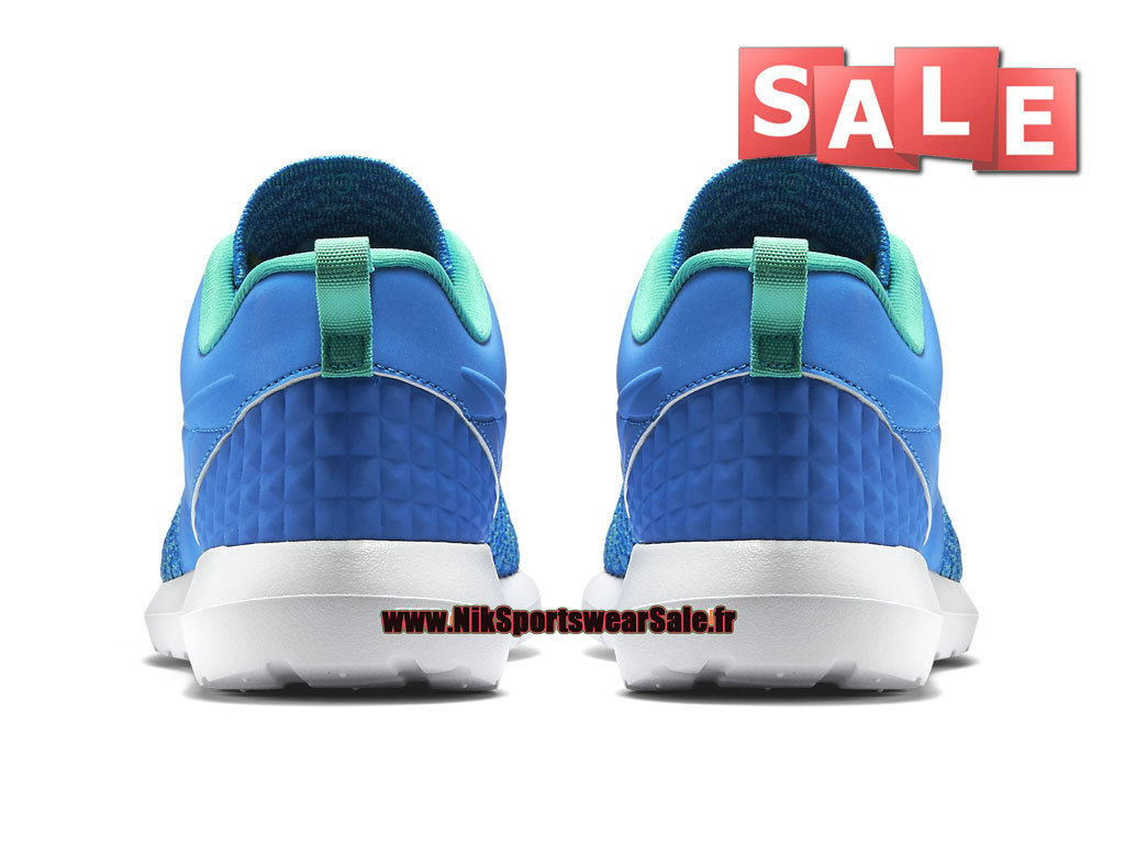c0087c96664 Nike Roshe One Flyknit Premium - Men´s Nike Sports Shoe Photo Blue/Atomic  Teal/Hyper Turquoise/Soar 746825-400-Boutique Nike Cheap 2017 France - ...