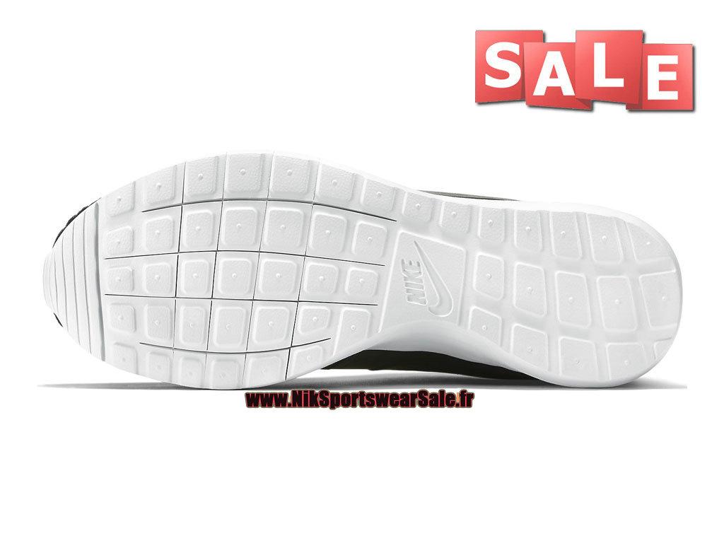 on sale 53e21 e68e5 ... Nike Roshe One Flyknit Premium - Men´s Nike Sports Shoe BlackDark Grey  ...