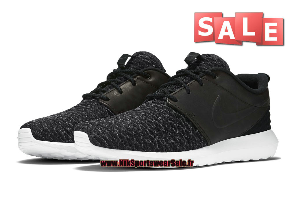 online store ecc52 a5fe4 spain nike roshe one flyknit premium mens nike sports shoe black dark grey  9db86 b4ba9
