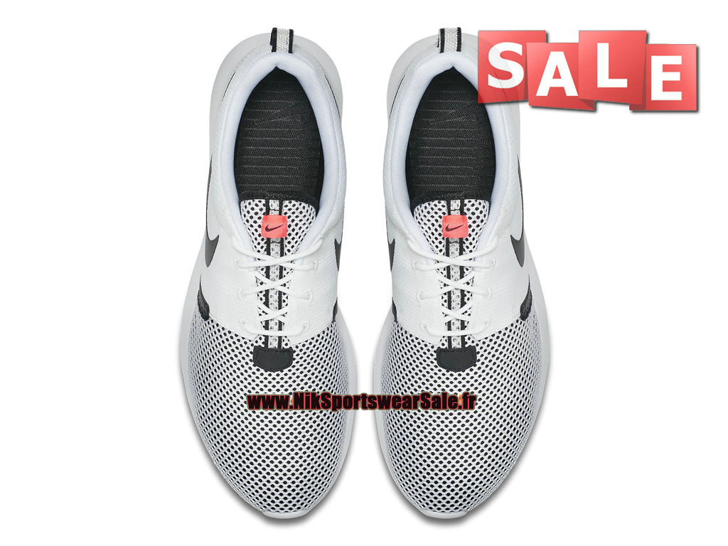 watch e9829 ca7f3 ... Nike Roshe One NM Breeze - Men´s Nike Sportswear Shoes White/Black/ ...