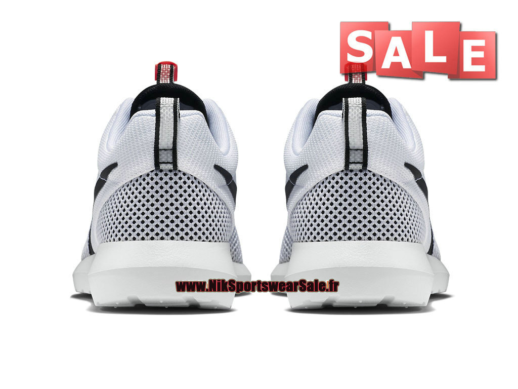 competitive price d984b 635aa ... Nike Roshe One NM Breeze - Men´s Nike Sportswear Shoes White Black
