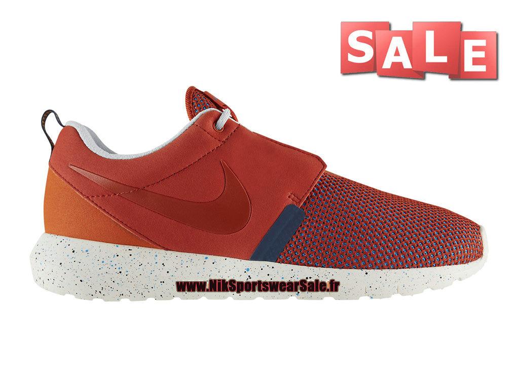 best loved b1c9f 40c81 Nike Roshe One NM Breeze - Men´s Nike Sportswear Shoes Rust Factor Kumquat  ...