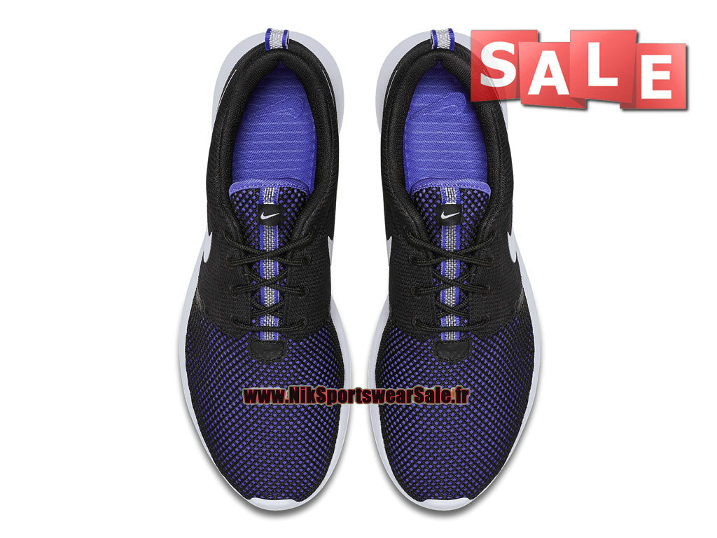 b1e9161d2855d ... Nike Roshe One NM Breeze - Men´s Nike Sportswear Shoes Black Persian  Violet ...