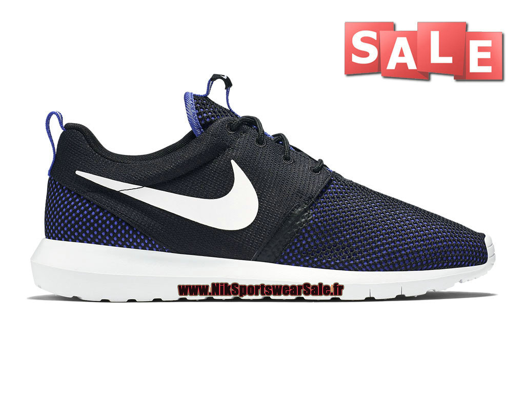 de5f996a09381 Nike Roshe One NM Breeze - Men´s Nike Sportswear Shoes Black Persian Violet  ...