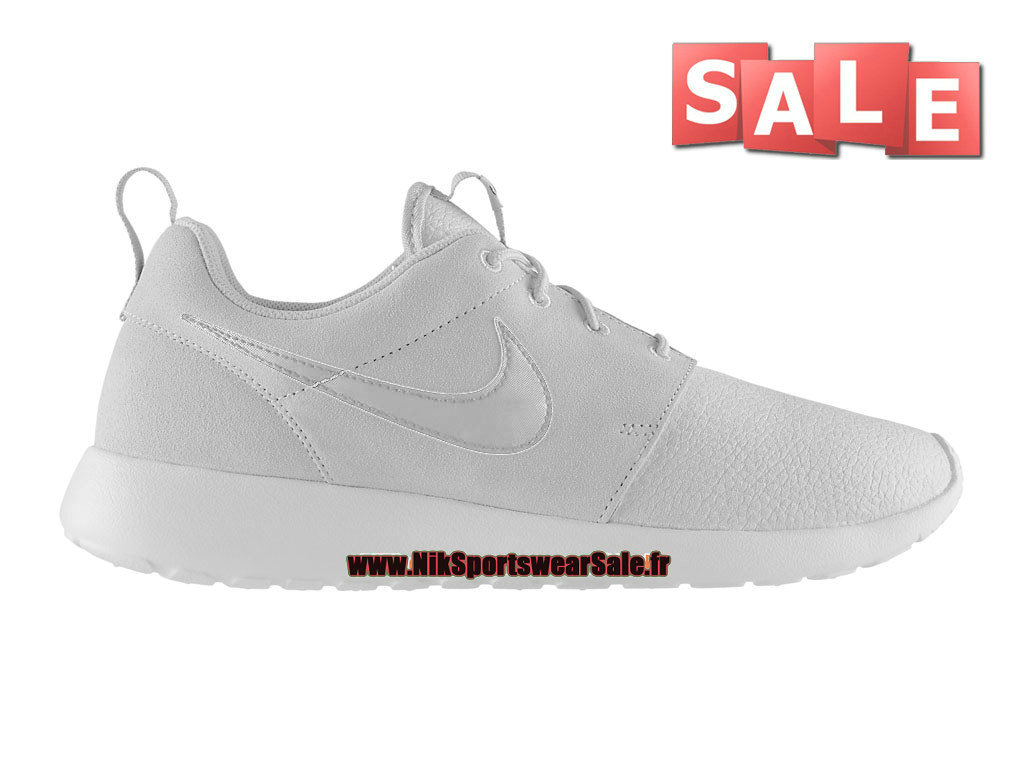 huge discount 1b3da 4113a Nike Roshe One Run Suede - Men´s Nike Sportswear Shoes White 685280-