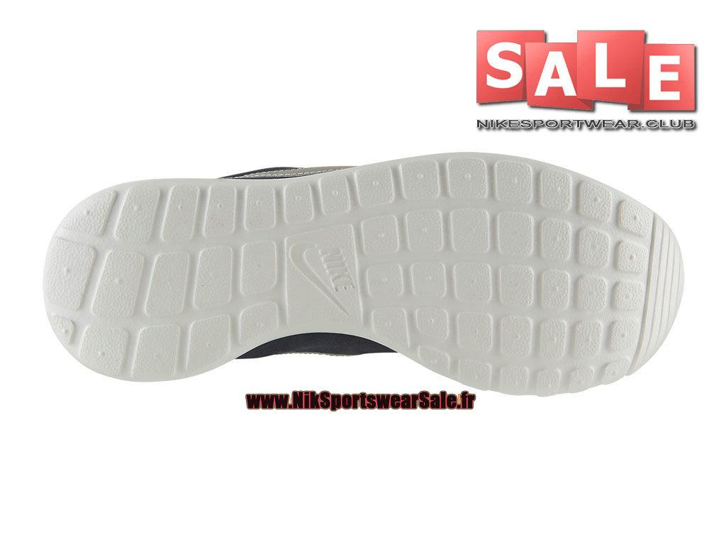 1b7615e84451 ... Nike Roshe One Run Suede - Men´s Nike Sportswear Shoes Obsidian Summit