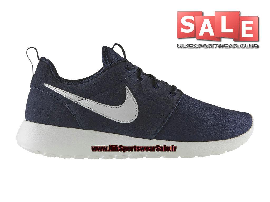 promo code 6274b aacda Nike Roshe One Run Suede - Men´s Nike Sportswear Shoes Obsidian Summit