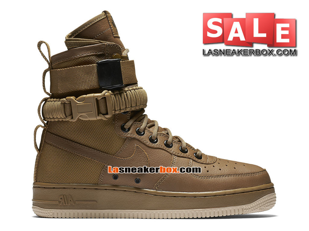 official photos b3a49 a223a ... Nike Special Field (SF) Air Force 1 - Chaussures et Sneakers LifeStyle  Nike Pas ...