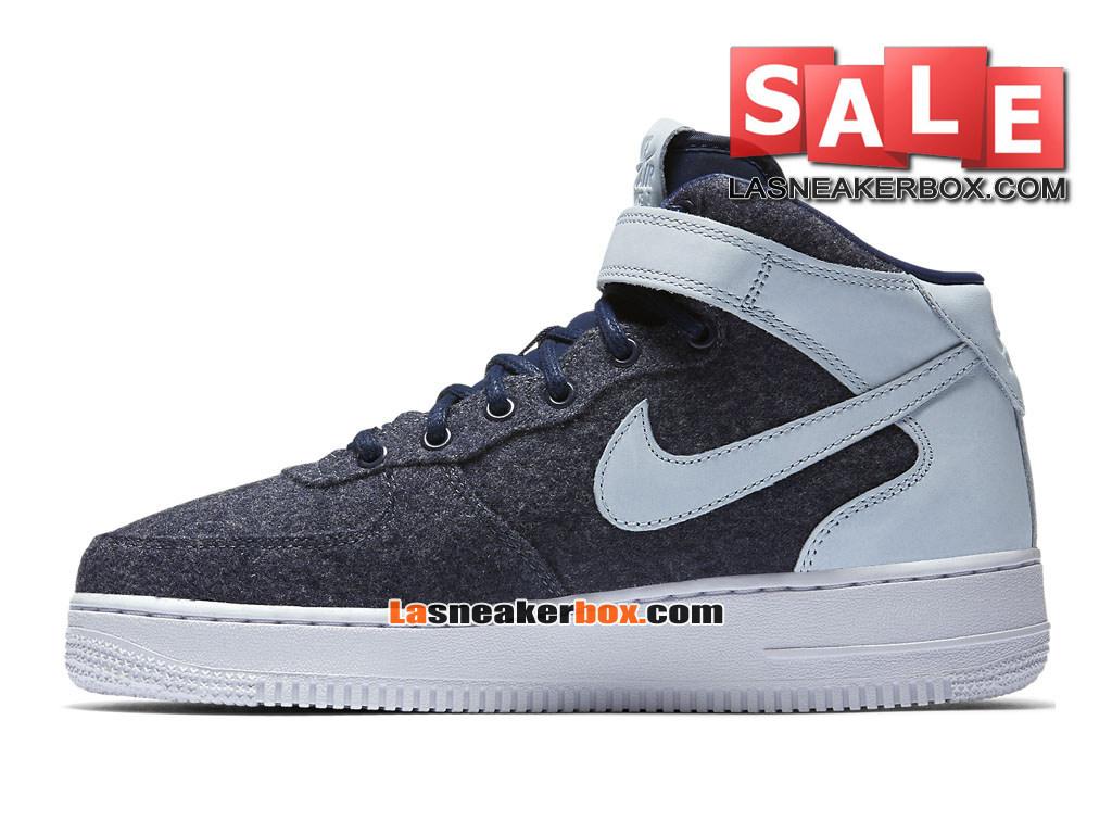 finest selection 19542 dea9e ... Nike Wmns Air Force 1 07 Premium Low - Chaussures Nike Sportswear Pas  Cher Pour Femme ...