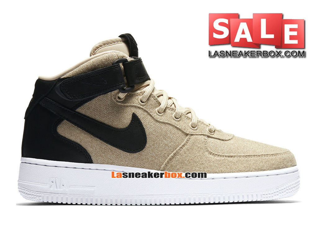 on sale f9d00 5b664 Nike Wmns Air Force 1 ´07 Mid Leather Premium - Women´s Kids