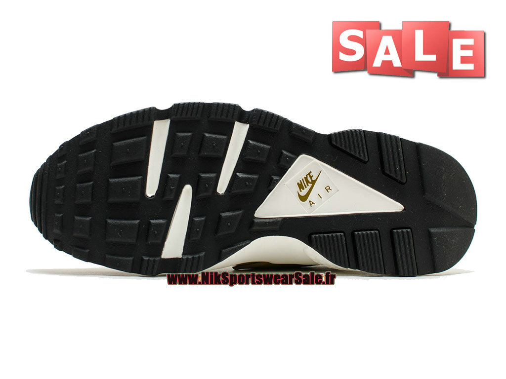 separation shoes 9ff0d 6e937 ... Nike Wmns Air Huarache GS - Chaussure Nike Sportswear Pas Cher Pour  Femme Enfant Bronze ...