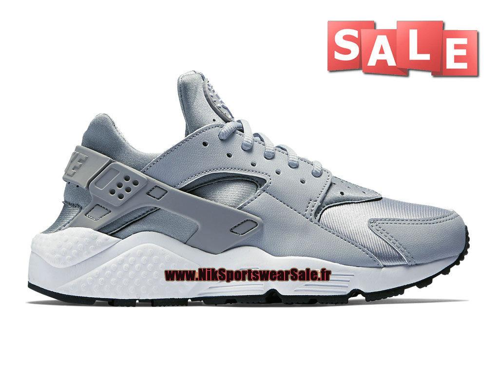 official photos 529ae 7ded8 spain nike wmns air huarache gs womens kids nike sportswear shoe wolf 2ef14  1d59b