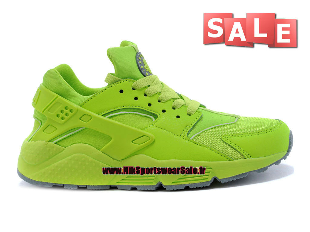 Nike Wmns Air Huarache GS - Women´s/Kids´ Nike Sportswear Shoe Green