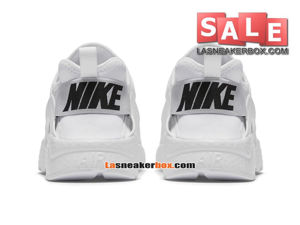 0ada0e168fe ... Nike Wmns Air Huarache Ultra - Chaussures Nike Sportswear Pas Cher Pour  Femme Fille Blanc