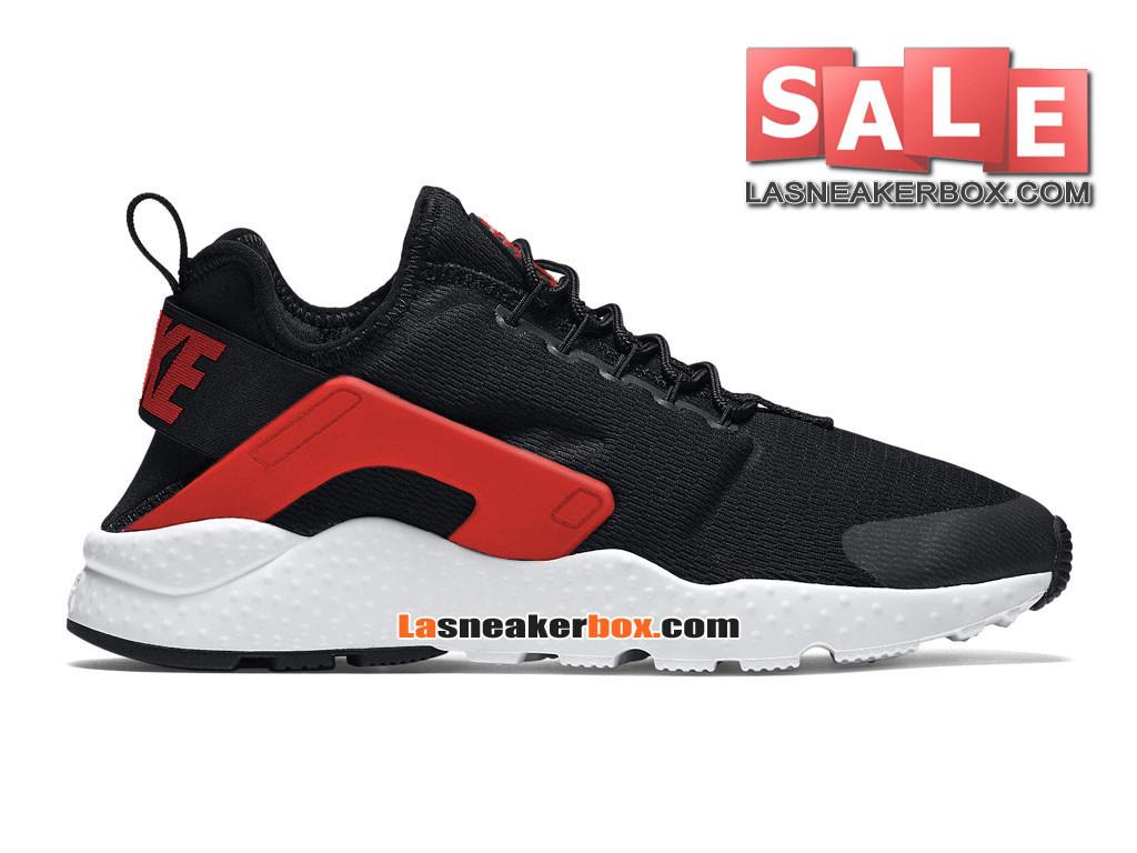 9eb4a4808e192 Nike Wmns Air Huarache Ultra - Women´s Girls´ Nike Sportswear Shoes Black