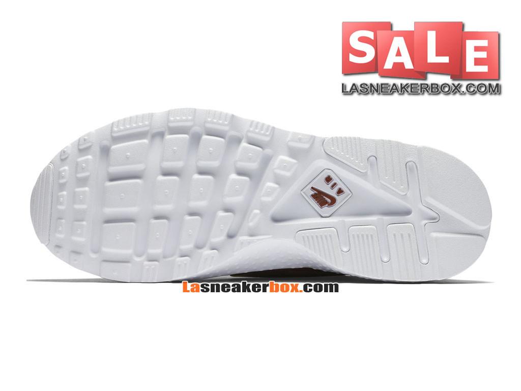 premium selection 14b45 7069a ... Nike Wmns Air Huarache Ultra - Chaussures Nike Sportswear Pas Cher Pour  Femme Fille Rouge ...