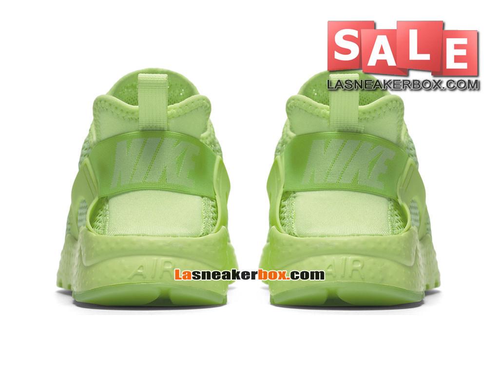 meet d25b1 c1da6 ... Nike Wmns Air Huarache Ultra - Chaussures Nike Sportswear Pas Cher Pour  Femme Fille Vert