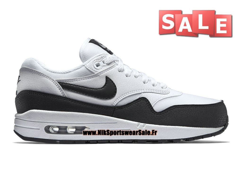uk availability 040a4 54896 Nike Wmns Air Max 1/87 Essential - Nike Sportswear Chaussure Pas Cher Pour  Femme ...