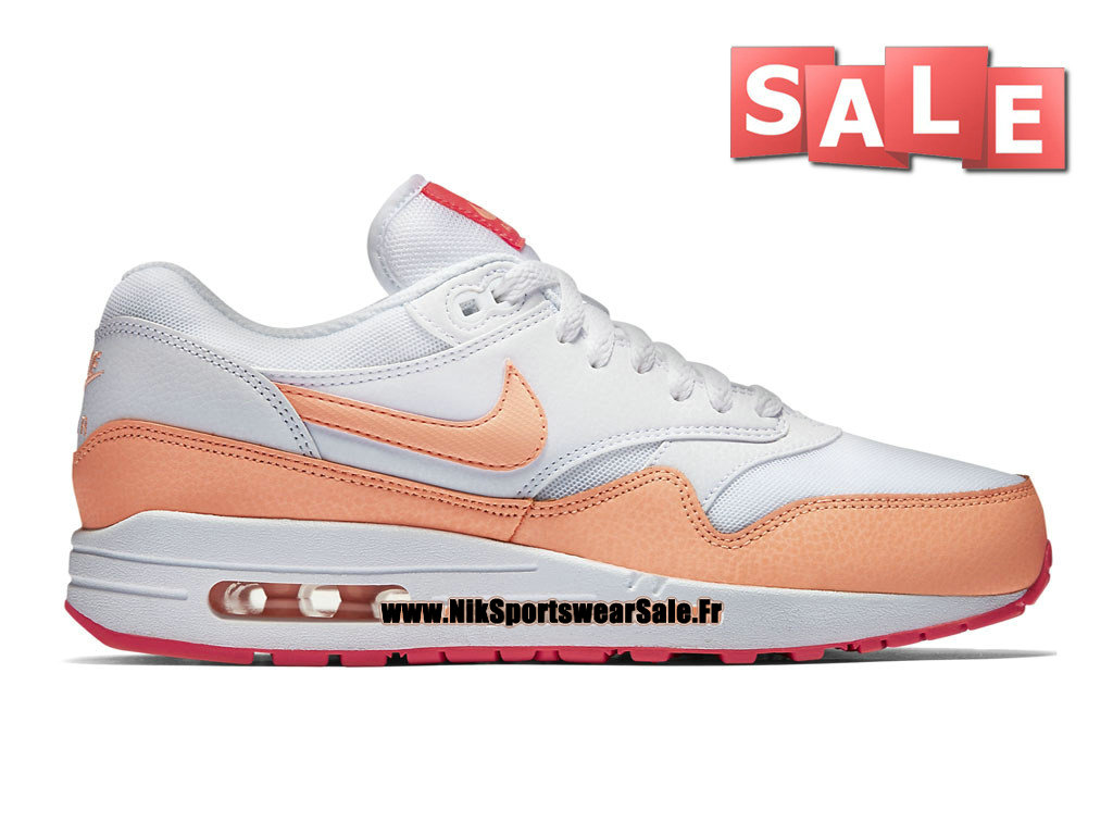 uk availability 852f5 66345 Nike Wmns Air Max 1/87 Essential - Nike Sportswear Chaussure Pas Cher Pour  Femme ...