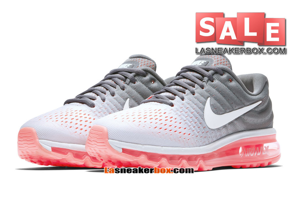 detailed look b925b 29a8b ... Nike Wmns Air Max 2017 - Chaussure de Nike Running Pas Cher Pour Femme  Fille ...