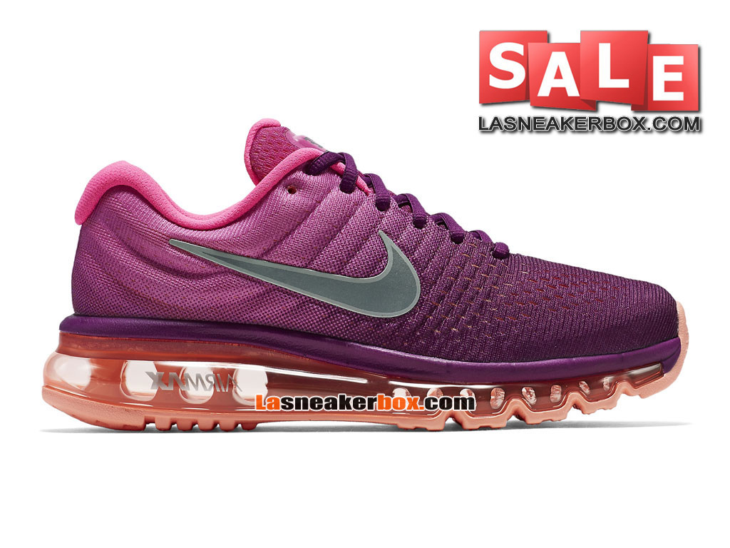 low priced 6a408 512e3 Nike Wmns Air Max 2017 - Chaussure de Nike Running Pas Cher Pour Femme Fille  ...