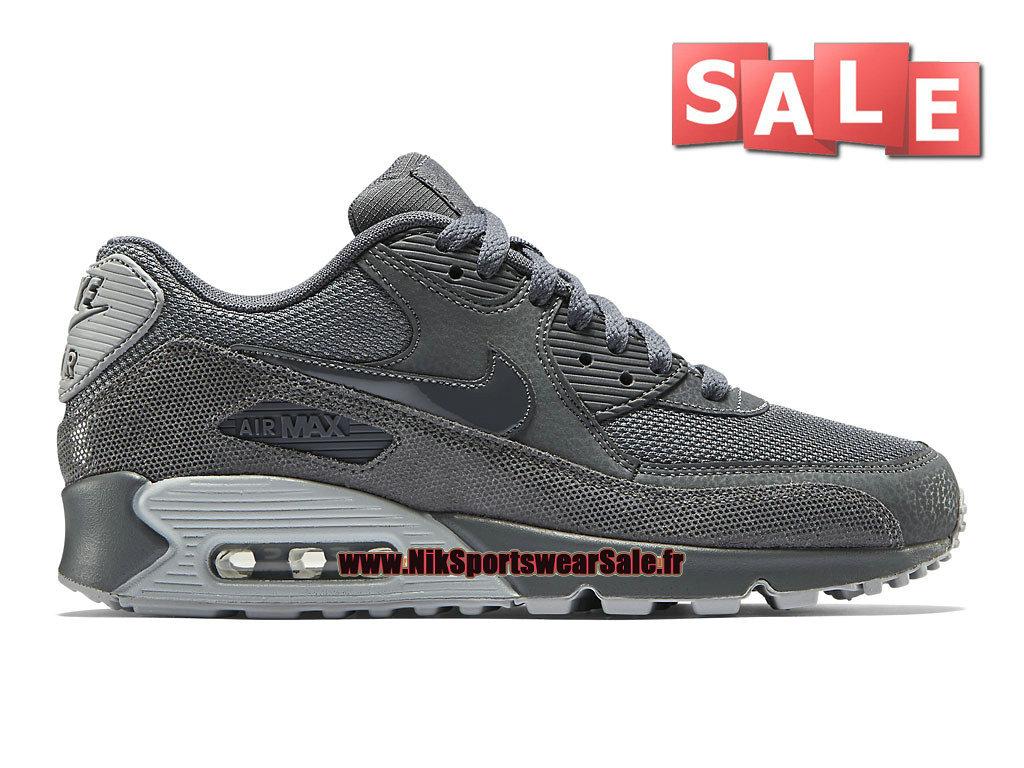 new concept 1b947 a11b0 Nike Wmns Air Max 90 Premium GS - Chaussure Nike Sportswear Pas Cher Pour  Femme  ...