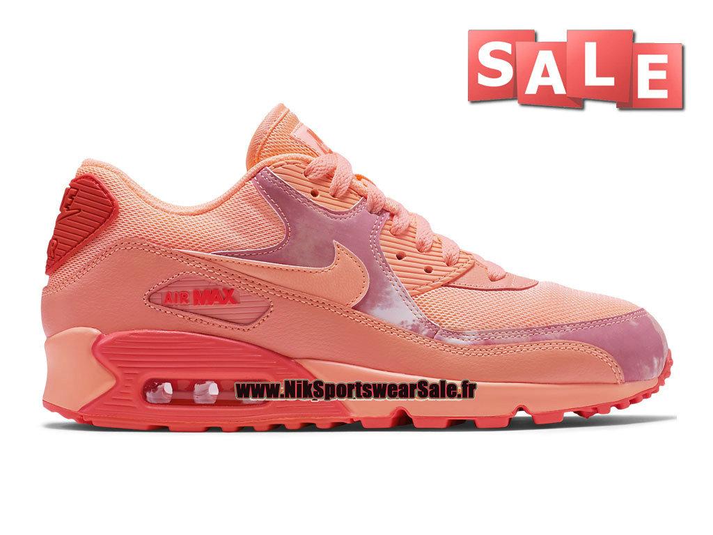Air Max Sportswear Print Wmns 90 Cher Pas Nike Pour Chaussure n0wmN8