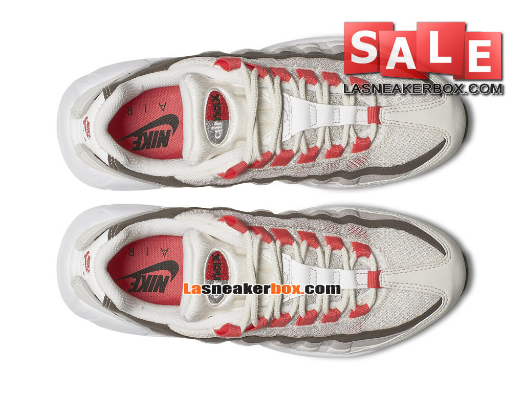 4c7af75de0a ... Nike Wmns Air Max 95 OG - Chaussures Nike Sportswear Pas Cher Pour  Femme Enfant ...