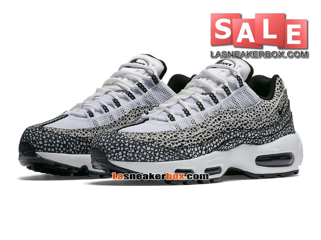 newest c9418 bd566 ... Nike Wmns Air Max 95 Premium - Chaussures Nike Sportswear Pas Cher Pour  Femme Enfant ...