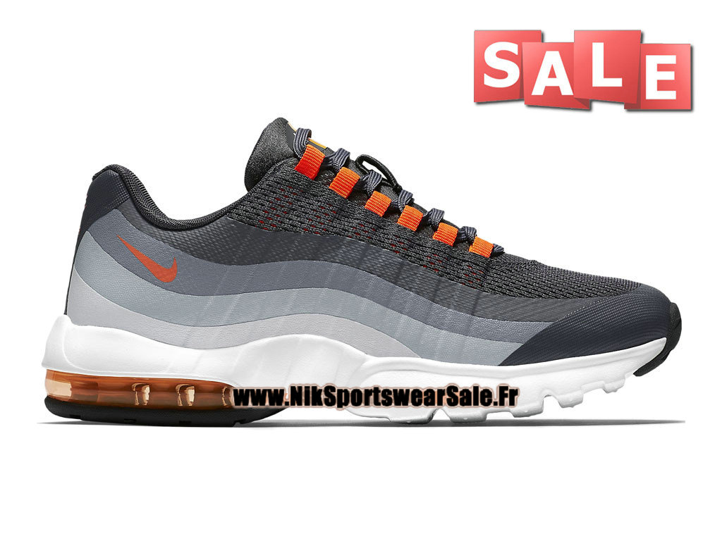 competitive price bff43 2be81 Nike Wmns Air Max 95 Ultra - Chaussures Nike Pas Cher Pour Femme Enfant Gris