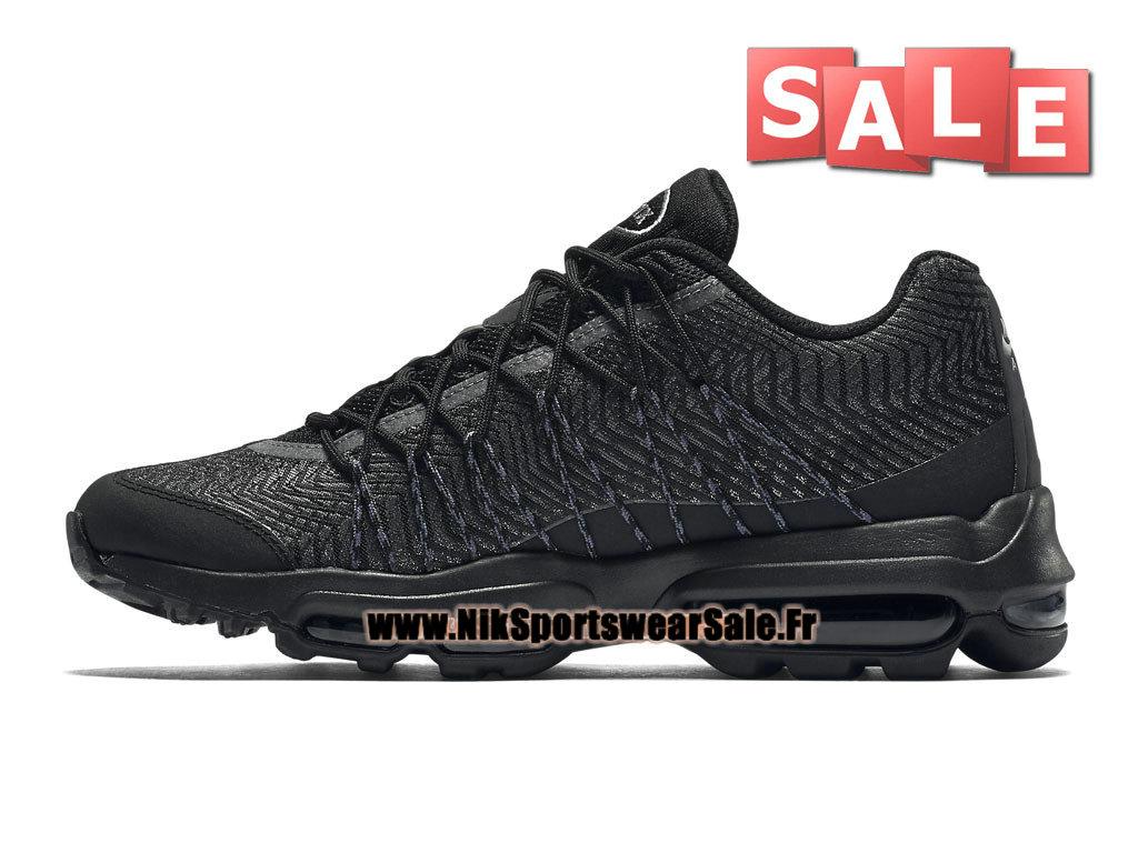 finest selection 8cd2f 46c0a ... Nike Wmns Air Max 95 Ultra Jacquard - Chaussures Nike Pas Cher Pour  Femme Enfant ...
