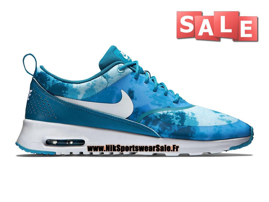 sports shoes 88cda 080fd Nike Wmns Air Max Thea Print - Chaussures Officiel Nike Pas Cher Pour Femme Enfant  ...