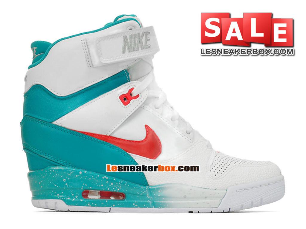 info for aa749 4e5ef Nike Wmns Air Revolution Sky Hi 2015 - Women´s Nike Sport Fashion Shoe White