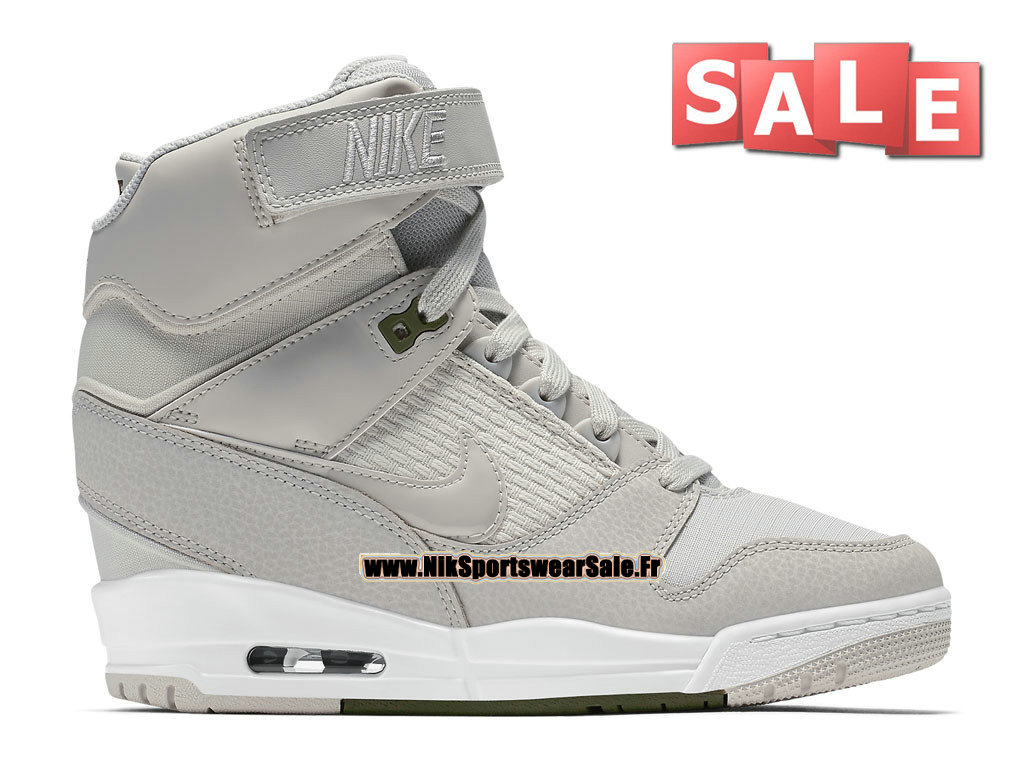 info for fdaf9 97306 Nike Wmns Air Revolution Sky Hi 2015 - Women´s Nike Sport Fashion Shoe Sail