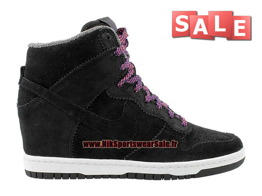 9c399d9d256a Nike Wmns Dunk Sky Hi GS - Women´s Girls´ Sport Fashion Shoe ...