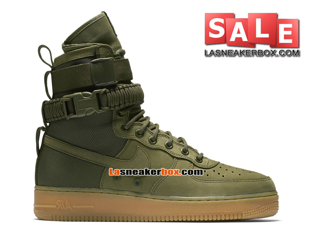 newest collection bf23e 269f7 Nike Wmns Special Field (SF) Air Force 1 - Botte Nike Pas Cher Pour ...