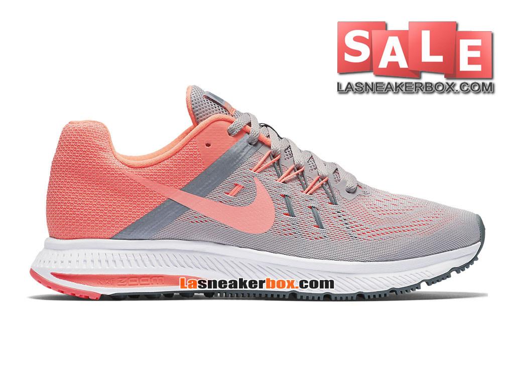 Nike Wmns Zoom Winflo 3 - Women´s/Girls´ Nike Running Shoe Violet