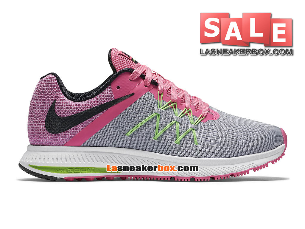 Nike Wmns Zoom Winflo 3 - Women´s/Girls´ Nike Running Shoe Wolf