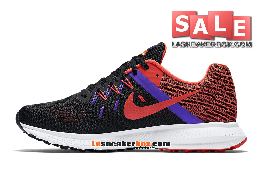 separation shoes e9d46 739b3 ... Nike Wmns Zoom Winflo 3 - Women´s Girls´ Nike Running Shoe Black ...