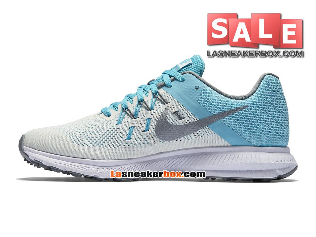 more photos 3664b e41b0 ... Nike Wmns Zoom Winflo 3 - Chaussure de Running Nike Pas Cher Pour Femme Fille  ...