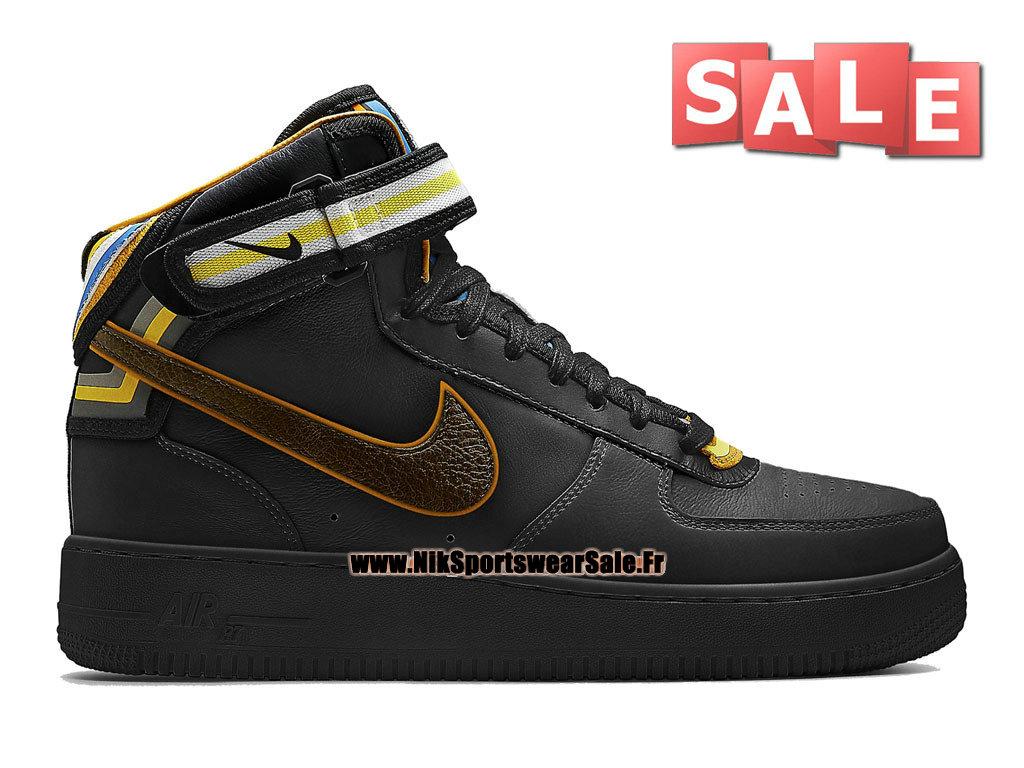 super popular 2028c fc52b Nike X Riccardo Tisci Air Force 1 RT Mid (GS) - Chaussure Nike Mi ...